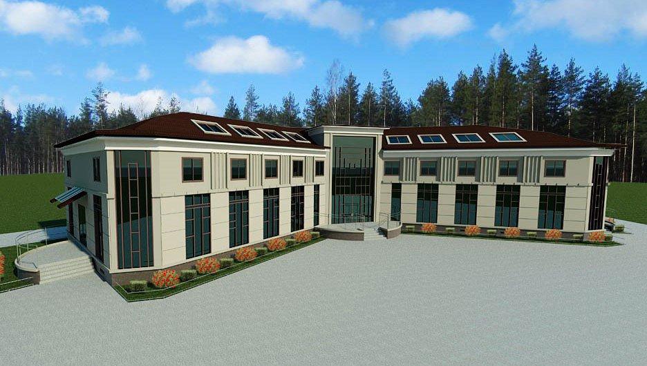 Дачный дом 5 на 5 м из деревянного бруса — Проект Эрика