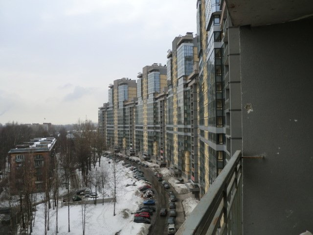 Перепланировка однокомнатной квартиры площадью 43 кв м